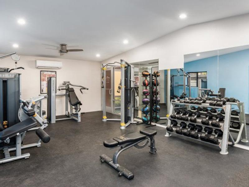 Apartments with a Gym in Tempe, AZ
