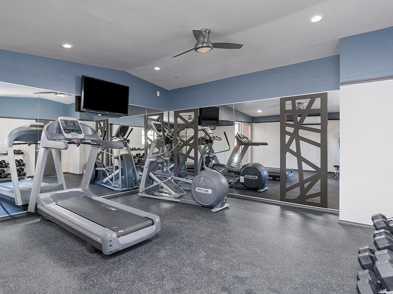 Fitness Center | Aria on Mill