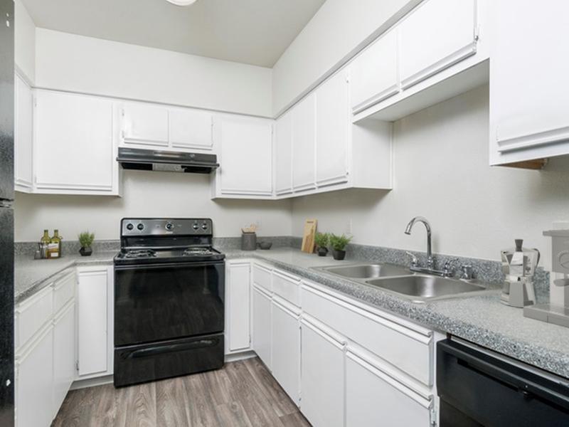 Upgraded Kitchen | Aria on Mill