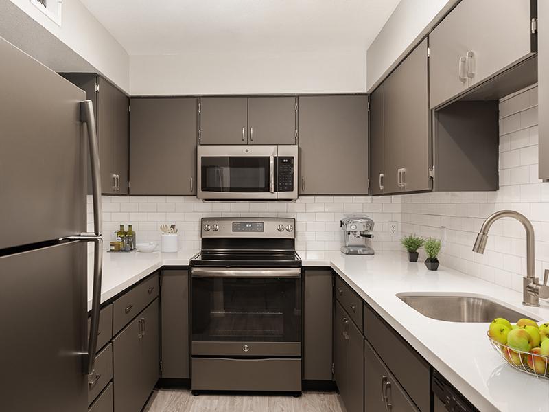 Kitchen | Aria on Mill in Tempe, AZ