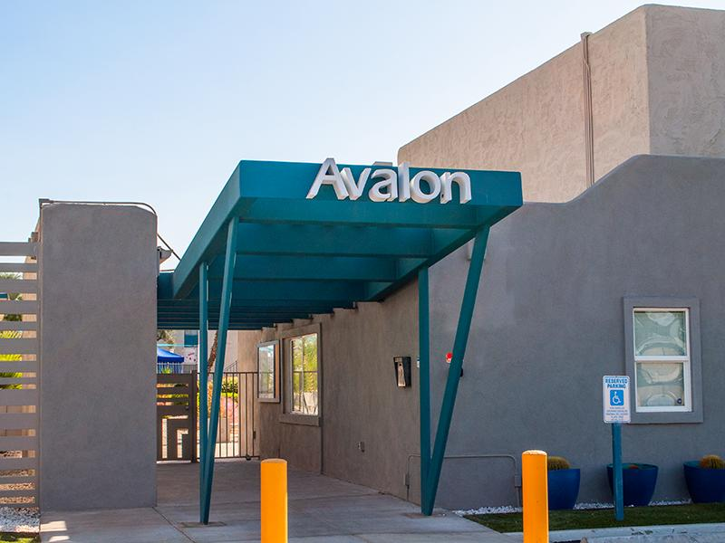 Entry | Avalon Apartments