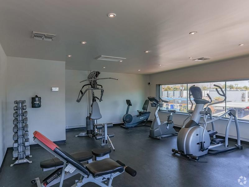 Fitness Center | Avalon Apartments