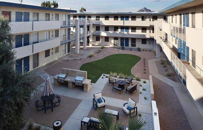 Avalon Apartments in Phoenix, AZ
