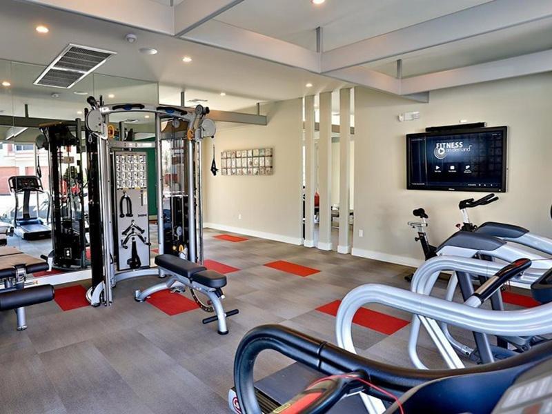Gym | Talavera Apartment Homes