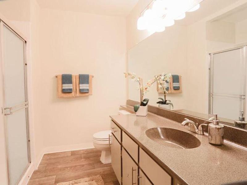 Bathroom | Talavera Apartment Homes