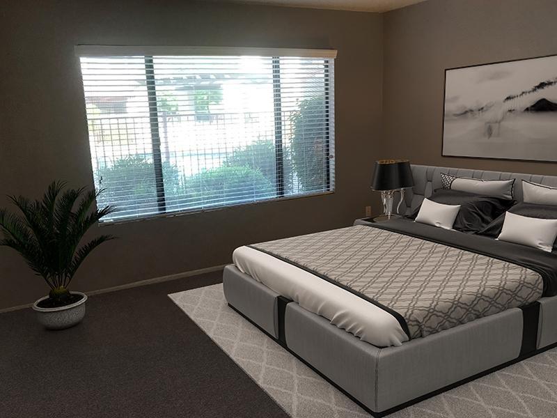 Bedroom | Talavera Apartments