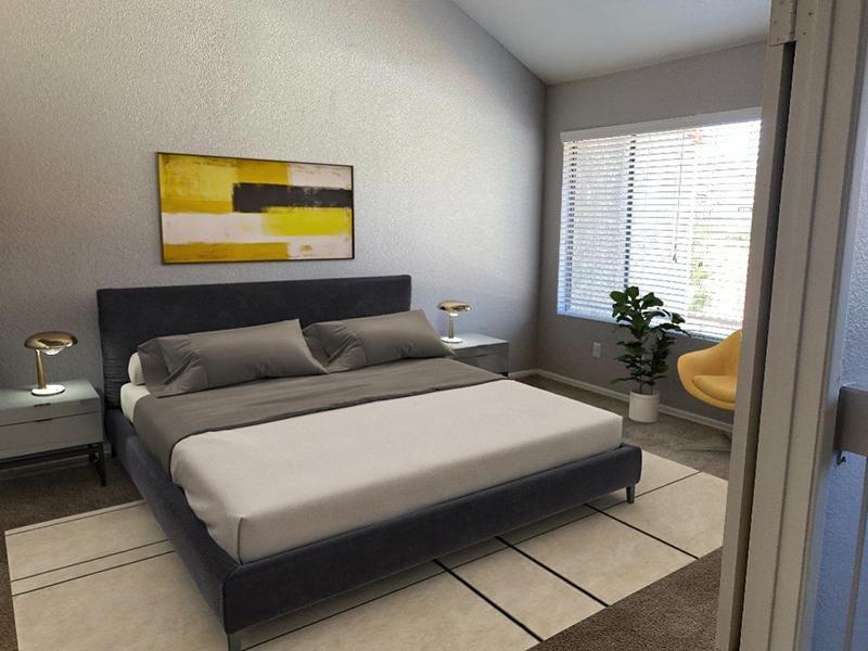 Master Bedroom | Talavera Apartments