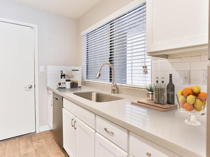 Kitchen | Talavera Apartments