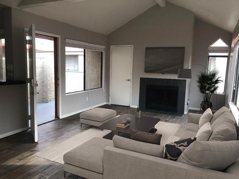 Living Room | Talavera Apartments