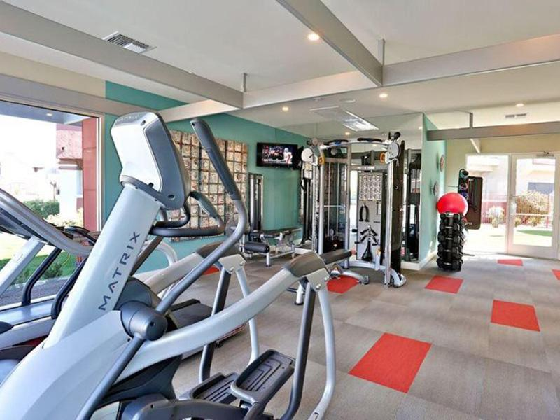 Gym | Talavera Apartment Homes