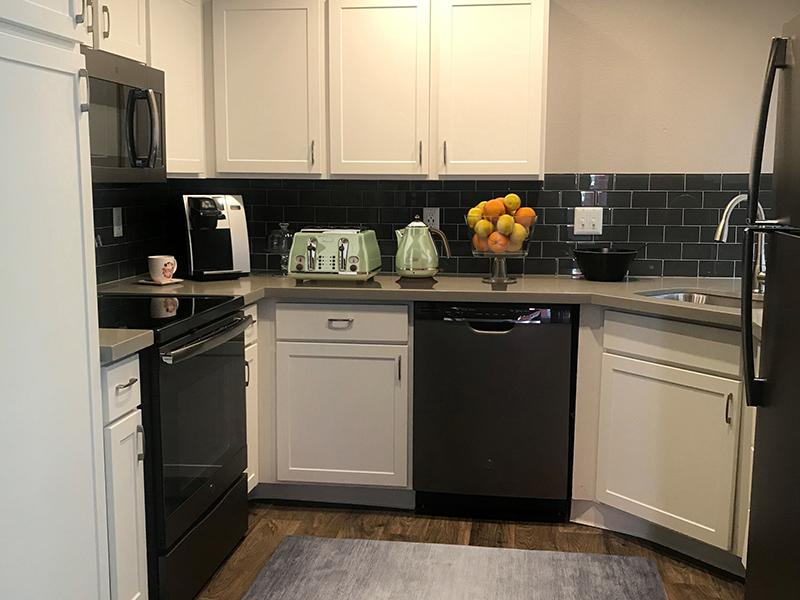 Fully Equipped Kitchen   Talavera Apartments