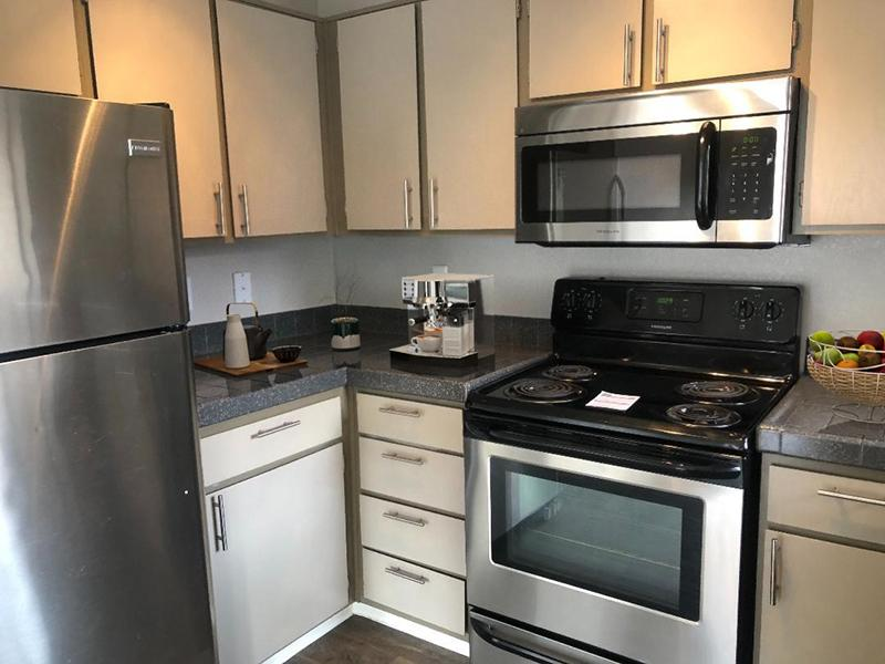 Stainless Steel Appliances | Talavera Apartments