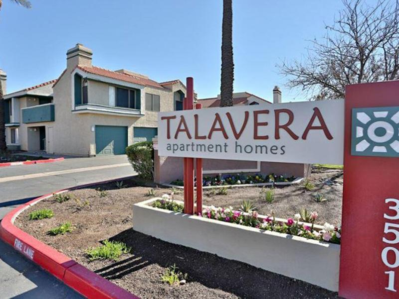 Sign | Talavera Apartment Homes