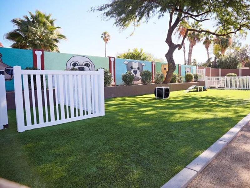 Dog Park | Talavera Apartment Homes