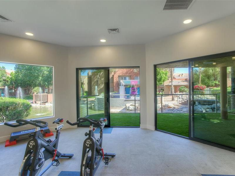Fitness Center | The Maddox