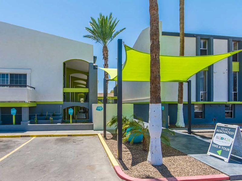 Building | Bloom 24 Apartments