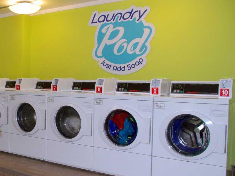 Washing Machine | Bloom 24 Apartments