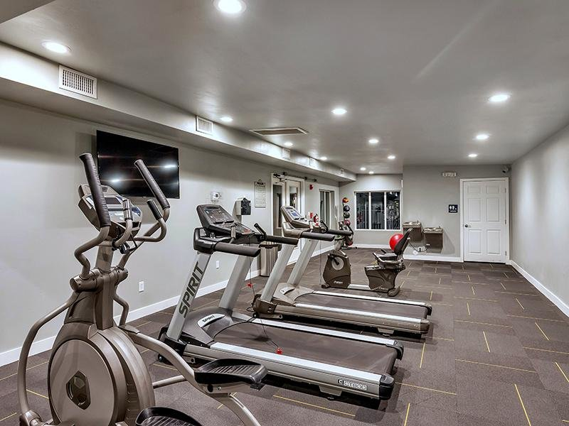 Fitness Center | Midtown Flats in Phoenix, AZ