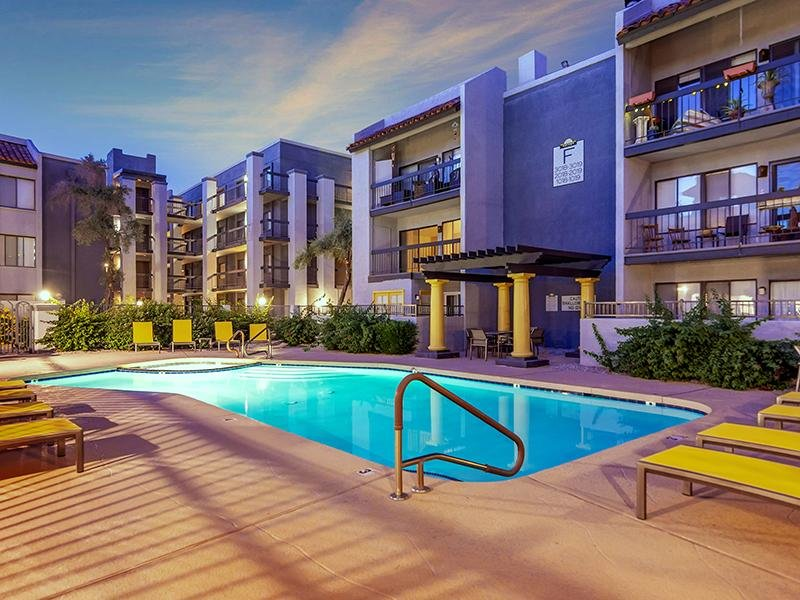 Swimming Pool | Midtown Flats in Phoenix, AZ