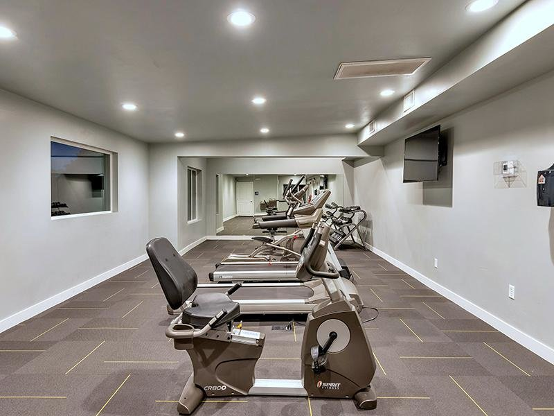 Cardio Center | Midtown Flats in Phoenix, AZ