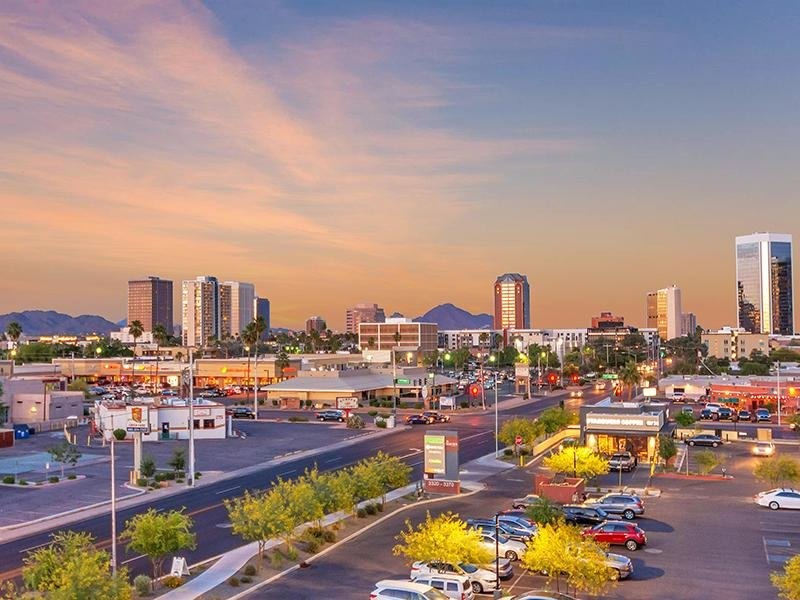 Neighborhood View | Midtown Flats in Phoenix, AZ