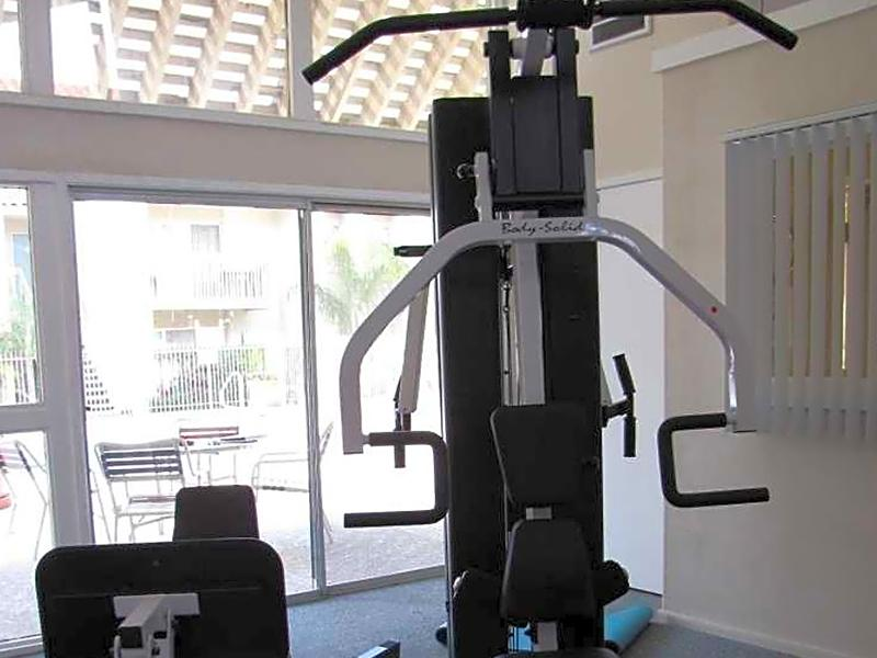Fitness Center | Park Paloma