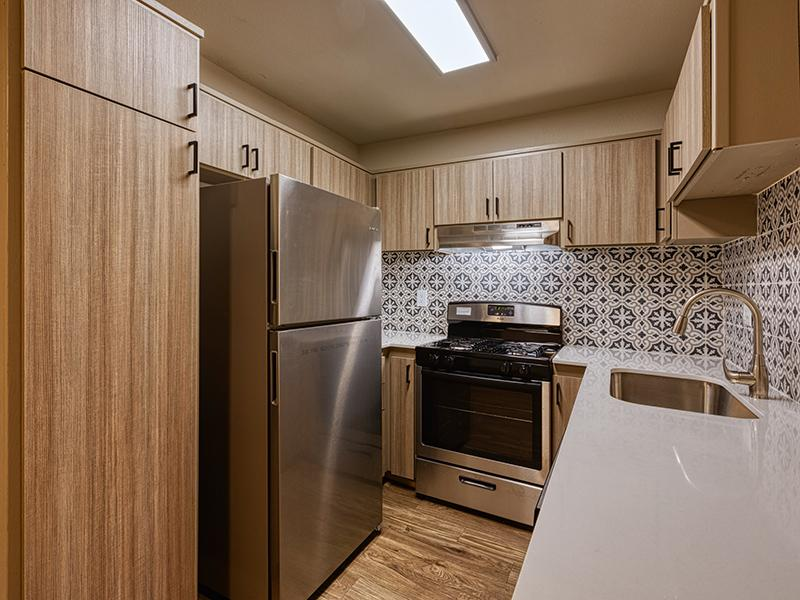 Stainless Steel Appliances | Park Paloma Apartments