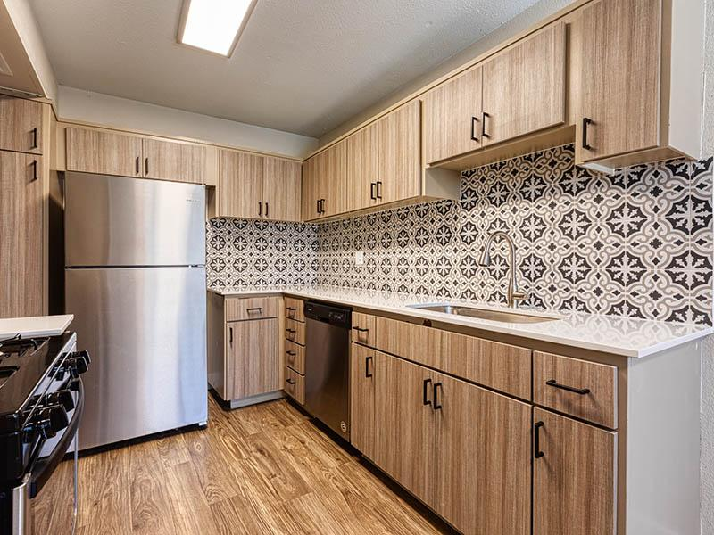 Stainless Steel Appliances | Park Paloma