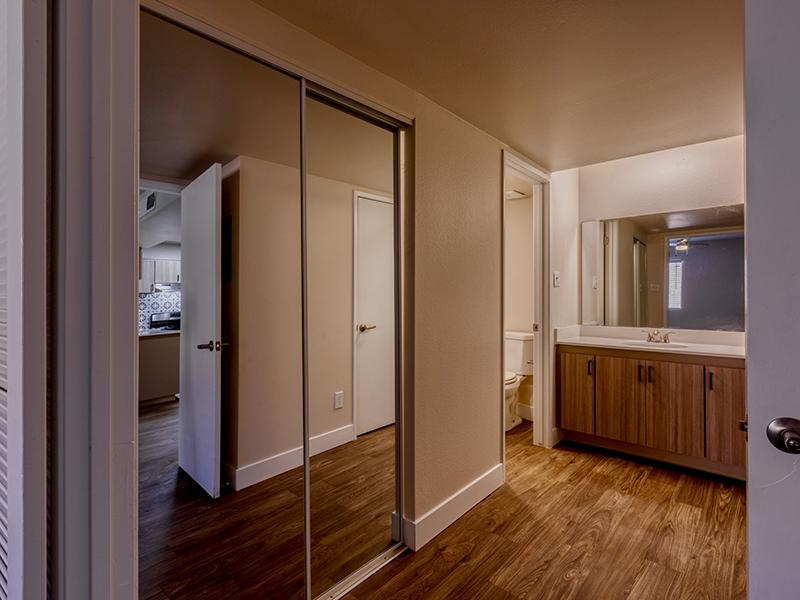 Master Bathroom | Park Paloma Apartments