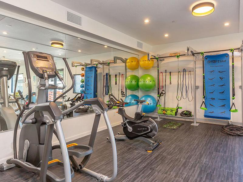 Tides on Thunderbird's Fitness Center