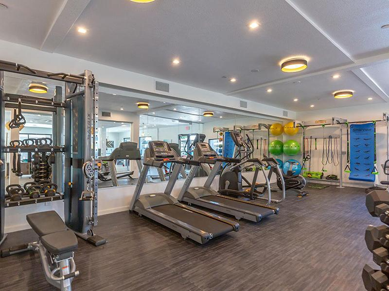 Fitness Center | Tides on Thunderbird