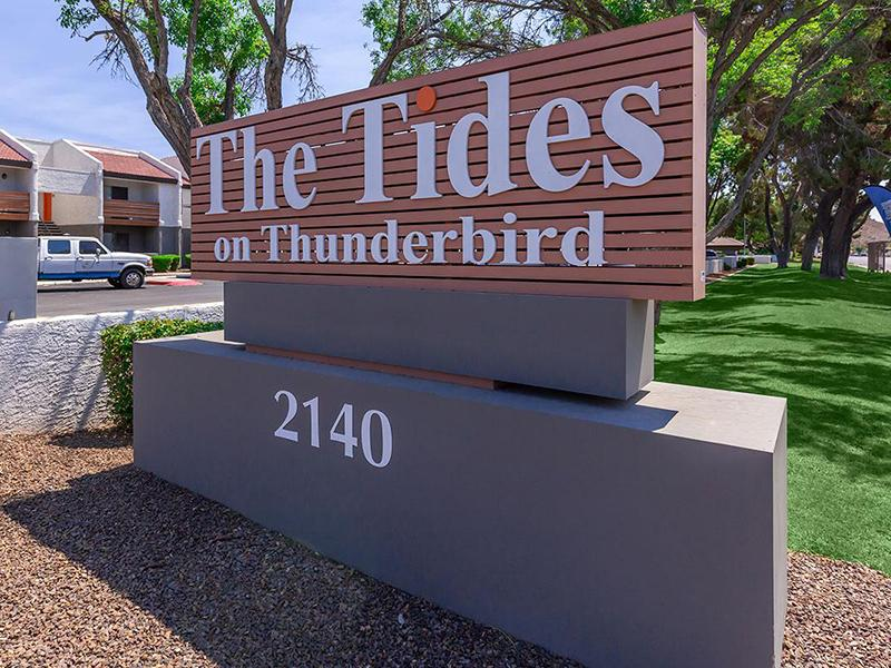 Welcome Sign | Fairways on Thunderbird