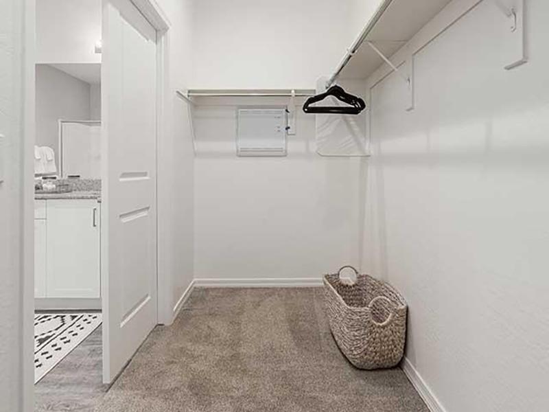 Walking Closets | Ara Residences in Phoenix, AZ