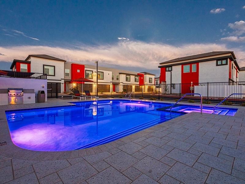 Swimming Pool | Ara Residences in Phoenix, AZ