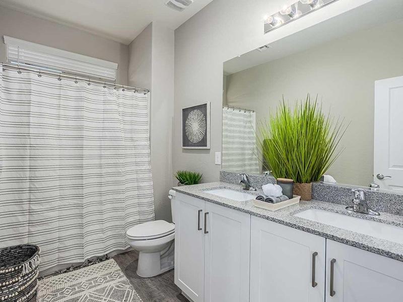 Bathroom | Ara Residences in Phoenix, AZ