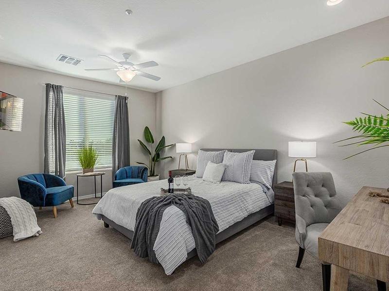 Master Bedroom | Ara Residences in Phoenix, AZ