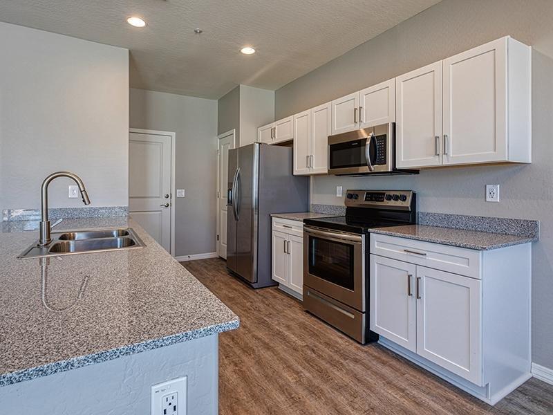 Kitchen  | Ara Residences in Phoenix, AZ