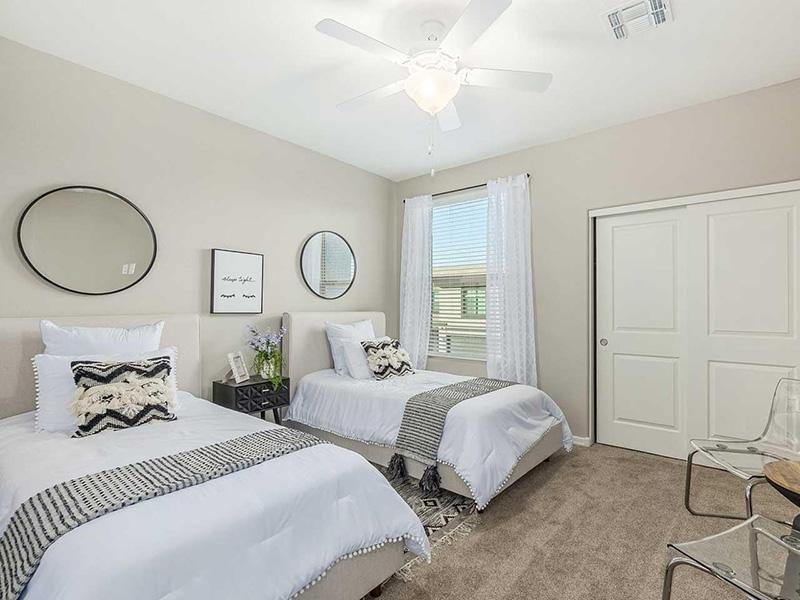 Spare Bedroom | Ara Residences in Phoenix, AZ