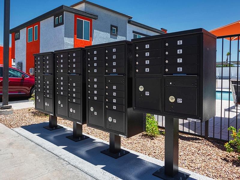 Mailbox | Ara Residences in Phoenix, AZ