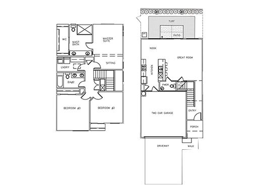 Floorplan for Ara Residences Apartments
