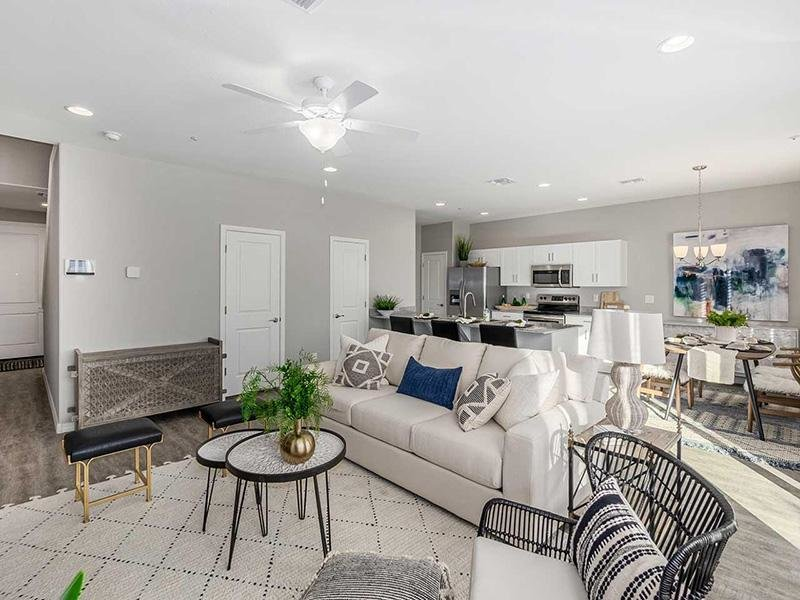 Family Room  | Ara Residences