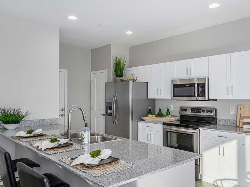 Kitchen | Ara Residences