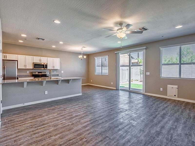Living Room | Ara Residences