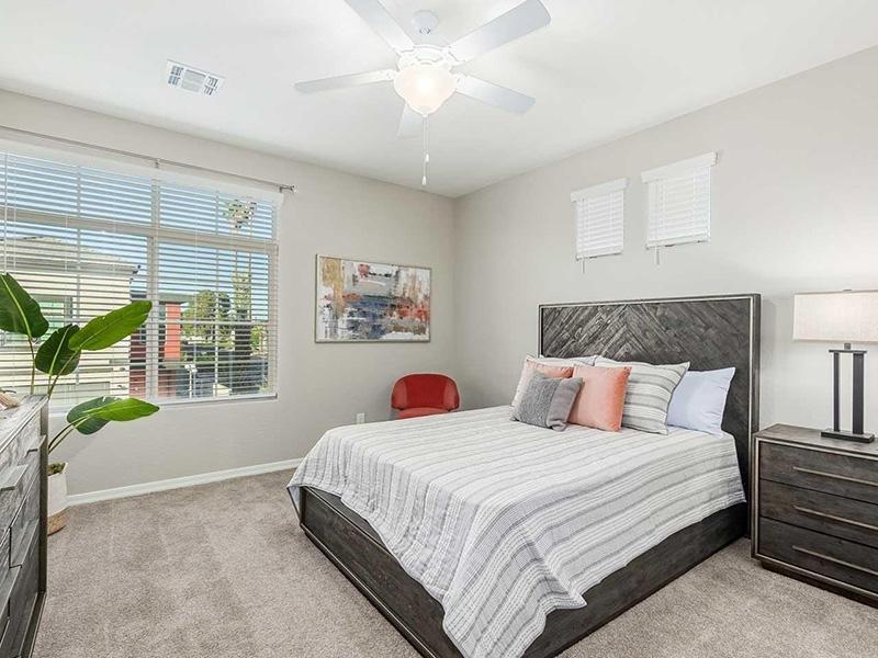 Bedroom | Ara Residences in Phoenix, AZ