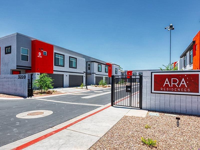 Property Entrance | Ara Residences