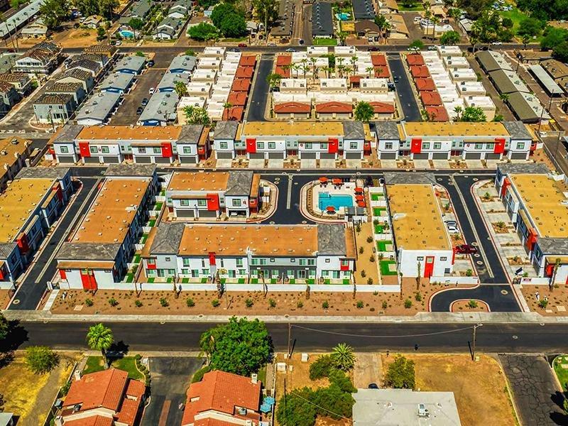 Arial View | Ara Residences in Phoenix, AZ