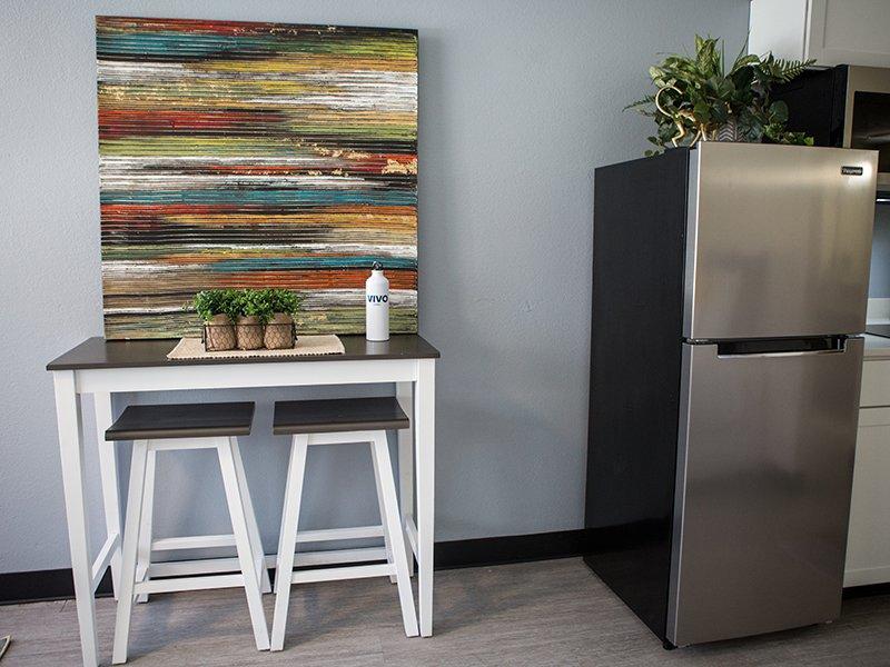 Model Dining Room | Vivo Mesa