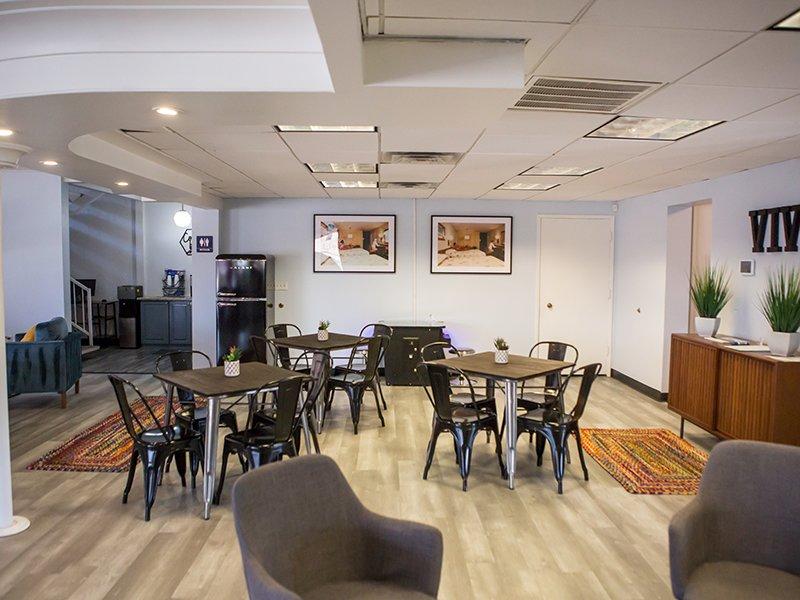 Clubroom | Vivo Mesa