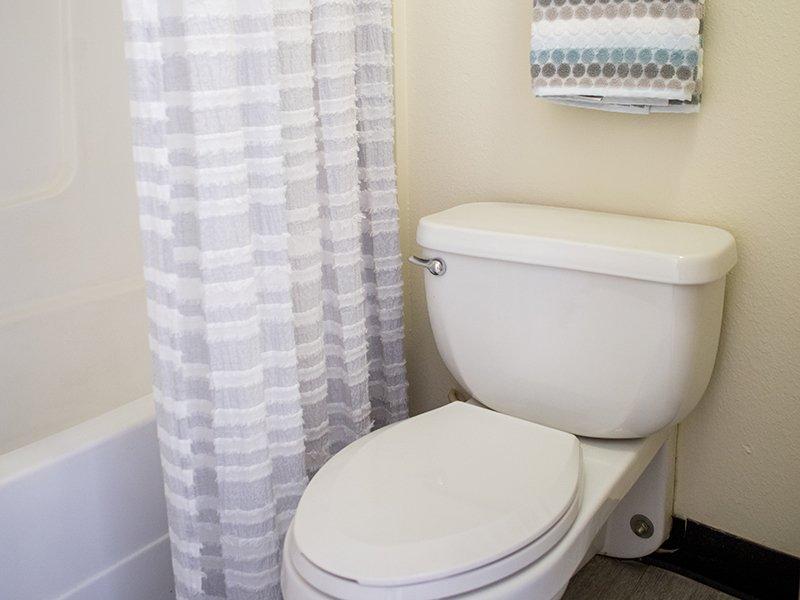 Model Bathroom | Vivo Mesa