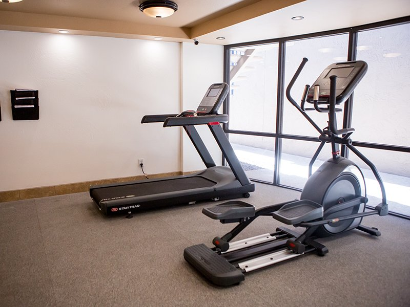 Gym | Vivo Mesa